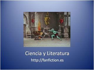 Ciencia y Literatura