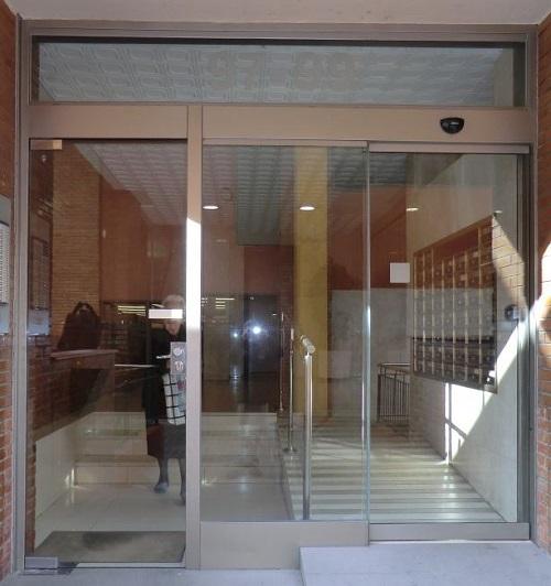 puerta aluminio barata